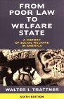 From Poor Law to Welfare State A History of Social Welfare in America 6th 1998 9780684854717 Front Cover
