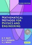 Mathematical Methods for Physics and Engineering A Comprehensive Guide 3rd 2006 Revised 9780521679718 Front Cover