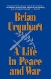 Life in Peace and War 1991 9780393307719 Front Cover