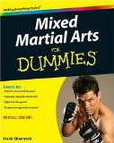 Mixed Martial Arts for Dummies 2009 9780470390719 Front Cover