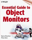 Essential Guide to Object Monitors 1999 9780471319719 Front Cover