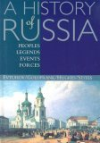 History of Russia Peoples, Legends, Events, Forces 2003 9780395660720 Front Cover