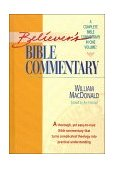 Believer's Bible Commentary 1995 9780840719720 Front Cover