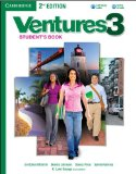Ventures, Level 3 2nd 2013 9781107684720 Front Cover