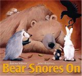 Bear Snores On 2005 9781416902720 Front Cover