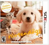 Case art for Nintendogs + Cats:  Golden Retriever and New Friends