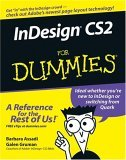 InDesign CS2 for Dummies 2005 9780764595721 Front Cover