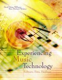 Experiencing Music Technology 3rd 2005 Revised  9780534176723 Front Cover