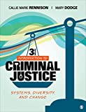 Introduction to Criminal Justice Systems, Diversity, and Change
