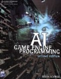 AI Game Engine Programming 2nd 2008 9781584505723 Front Cover