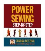 Power Sewing Step-by-Step 1st 2002 9781561585724 Front Cover