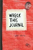 Wreck This Journal (Red) Expanded Ed 2012 9780399162725 Front Cover
