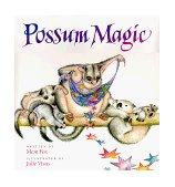 Possum Magic 1990 9780152005726 Front Cover
