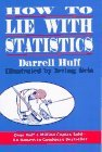 How to Lie with Statistics 1993 9780393310726 Front Cover