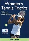 Women's Tennis Tactics 1st 2007 9780736065726 Front Cover