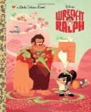 Wreck-It Ralph Little Golden Book (Disney Wreck-It Ralph) 2012 9780736429726 Front Cover