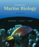 Introduction to Marine Biology 2nd 2005 Revised  9780534420727 Front Cover