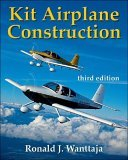 Kit Airplane Construction 2nd 2005 Revised 9780071459730 Front Cover