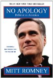 No Apology Believe in America 2011 9780312671730 Front Cover
