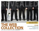 Web Collection Revealed Premium Edition Adobe Dreamweaver CS5, Flash CS5 and Photoshop CS5 2010 9781111130732 Front Cover