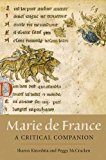 Marie de France: a Critical Companion 1st 2014 9781843843733 Front Cover