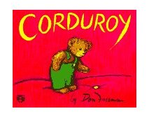Corduroy 1976 9780140501735 Front Cover