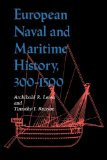 European Naval and Maritime History, 300-1500 1st 1990 9780253205735 Front Cover
