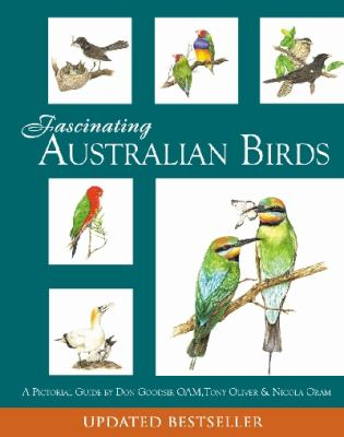 Fascinating Australian Birds 4th 2012 9781921596735 Front Cover