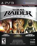 Case art for Tomb Raider Trilogy