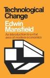 Technological Change 1970 9780393099737 Front Cover