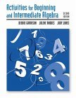 Activities for Beginning and Intermediate Algebra 2nd 2004 Revised  9780534998738 Front Cover