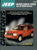 Jeep, Wagoneer, Comanche, Cherokee, 1984-1995 1998 9780801986741 Front Cover