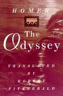 Odyssey The Fitzgerald Translation 1998 9780374525743 Front Cover