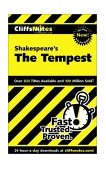 CliffsNotes on Shakespeare's the Tempest 2000 9780764586743 Front Cover