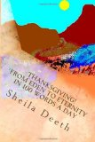 Thanksgiving! from Eden to Eternity in 100 Words a Day The Bible in 100 Words a Day 2012 9781478264743 Front Cover