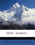 Idot', Roman' 2010 9781149417744 Front Cover