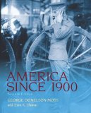 America Since 1900 7th 2011 Revised  9780205007745 Front Cover