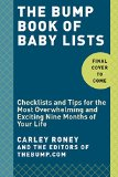 Bump Book of Lists for Pregnancy and Baby Checklists and Tips for a Very Special Nine Months 2015 9780804185745 Front Cover