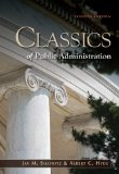 Classics of Public Administration 7th 2011 9781111342746 Front Cover