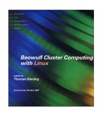 Beowulf Cluster Computing with Linux 2001 9780262692748 Front Cover