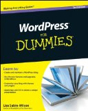 WordPress for Dummies 3rd 2010 9780470592748 Front Cover