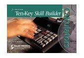 Ten-Key Skill Builder for Calculators 2nd 1999 Revised  9780538692748 Front Cover