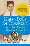 Matzo Balls for Breakfast And Other Memories of Growing up Jewish 1st 2005 9780743260749 Front Cover