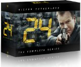 Case art for 24: The Complete Series