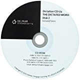 Dictation CD, Disk 2 for Ireland/Stein's the Dictated Word 2009 9781111538750 Front Cover