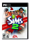 Case art for The Sims 2 Holiday Edition