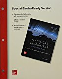 Looseleaf for Traditions and Encounters: a Brief Global History Volume 2 4th 2015 9781259712753 Front Cover
