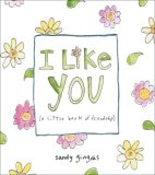 I Like You A Little Book of Friendship 2008 9780740773754 Front Cover