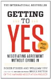 Getting to Yes Negotiating Agreement Without Giving In 3rd 2011 Revised  9780143118756 Front Cover