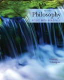 Philosophy A Text with Readings 11th 2010 9780495808756 Front Cover